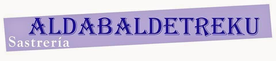 Sastreria Aldabaldetreku