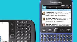 RIM Press Release for Blackberry 9720, new bb release