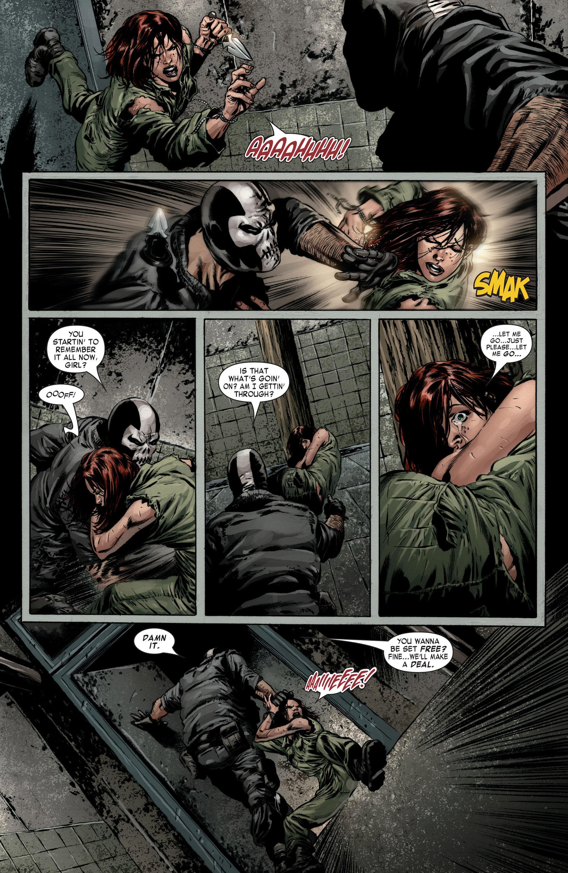Captain America (2005) Issue #15 #15 - English 17