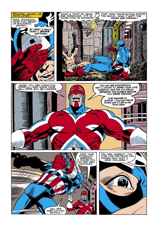 Captain America (1968) Issue #305 #233 - English 20