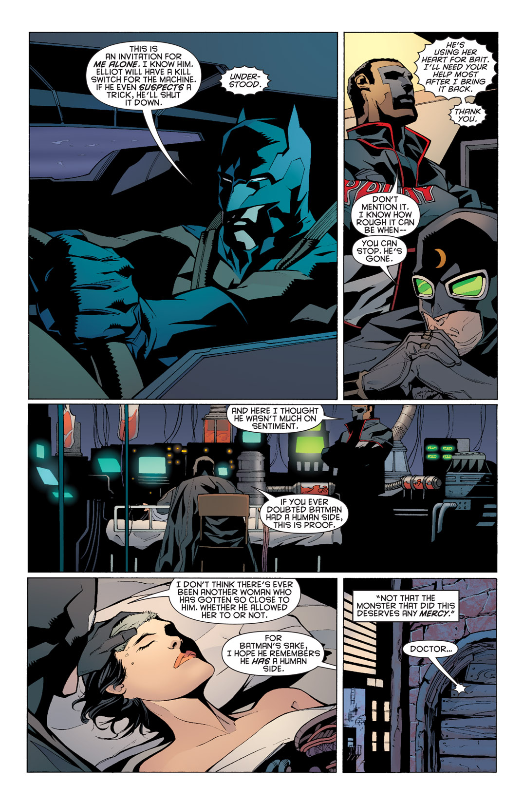 Detective Comics (1937) Issue #849 Page 7
