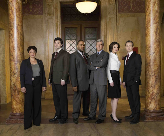 Law and Order, season 20 cast