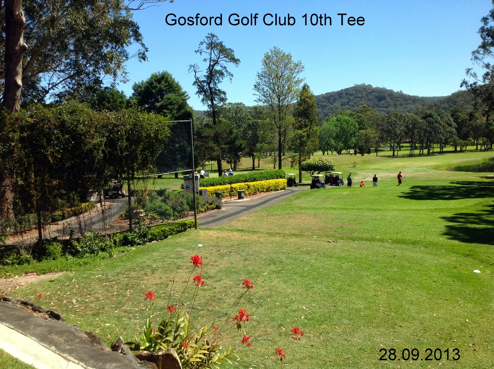 gosford golfer 39 s blog golf saturday 28th september 2013. Black Bedroom Furniture Sets. Home Design Ideas