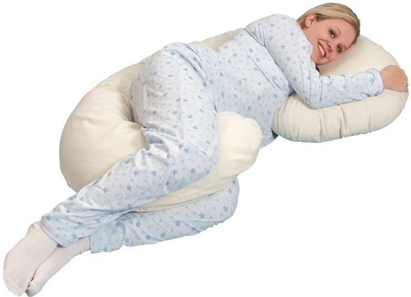Pregnancy Pillow / Maternity Pillow make MOMMY more COMFORT!