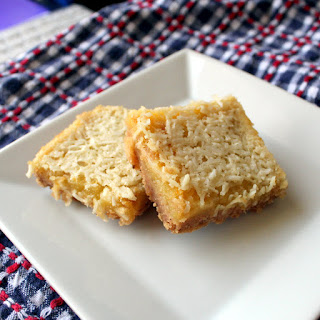 lemon bars desserts