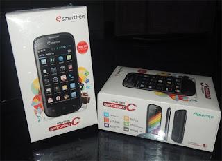 Andromax C (Phablet/Phone Tablet Dual On CDMA+GSM dibawah 1Juta