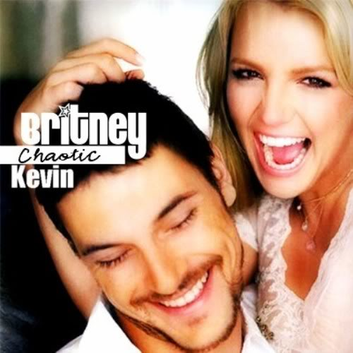 Britney Spears and Kevin Federline Chaotic