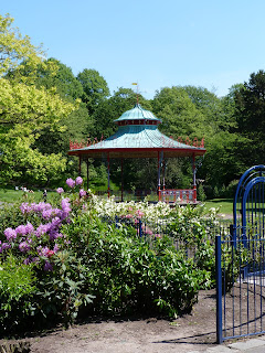 Sefton park band stand
