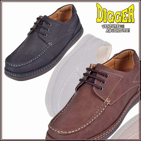 Digger Shoe collection for Men 2013