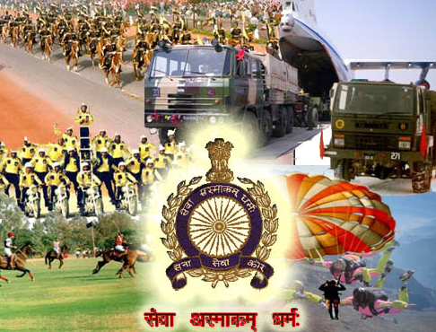 भारतीय थल सेना से कैसे जुड़े