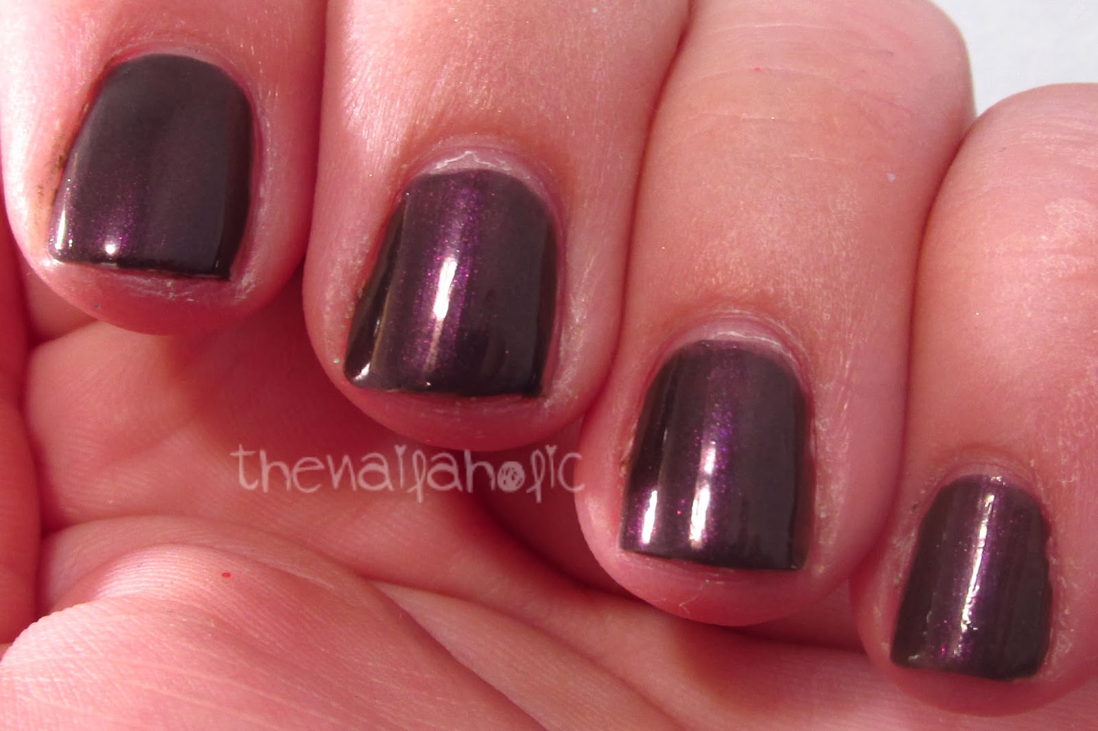 The Nailaholic: SinfulColors Shine Who\'s The Gloss?
