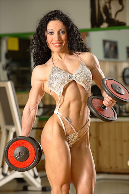 Federica Ortu - Italian Fitness Beauty