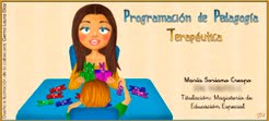 Programación de Pedagogía Terapeútica