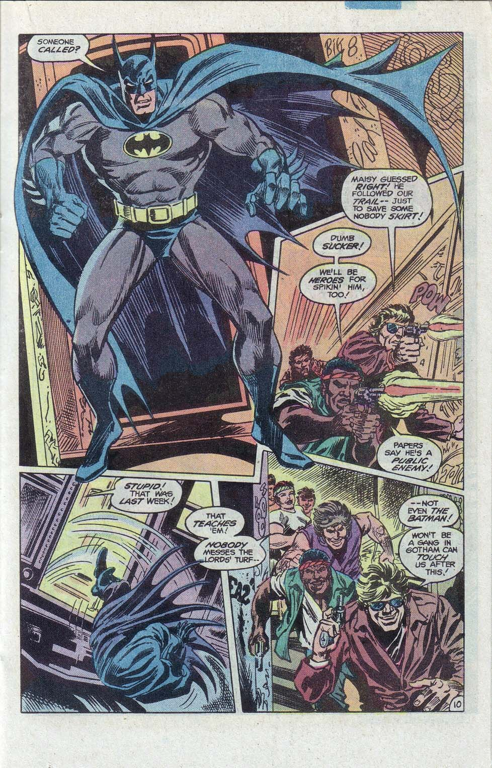 Detective Comics (1937) Issue #521 Page 14