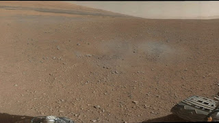 foto permukaan planet mars