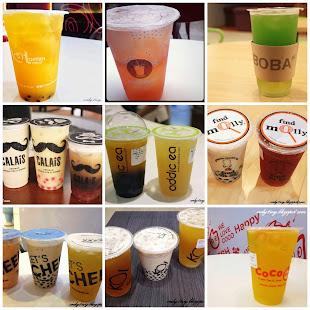 List of Jakarta's Bubble Teas