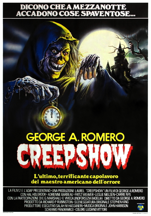 Creepshow Trailer 1982 Trailers of Doom Creepshow