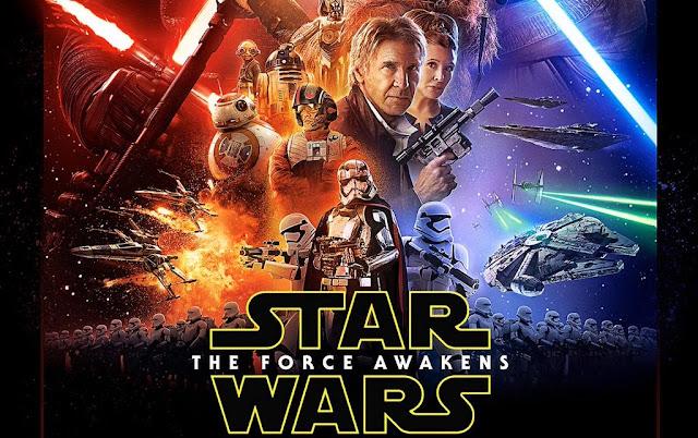 Star Wars: Despertar de la Fuerza