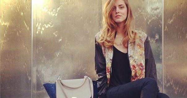 Chiara Ferragni, The Blonde Salad & the perfect sneakers