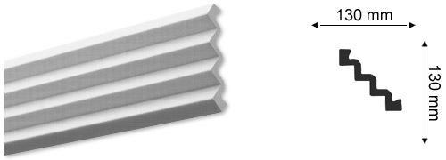 Sanca Nomastyl ST4 - 18 cm de largura