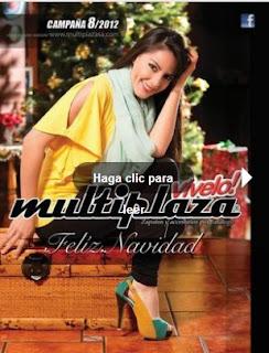 multiplaza catalogo navidad 2012