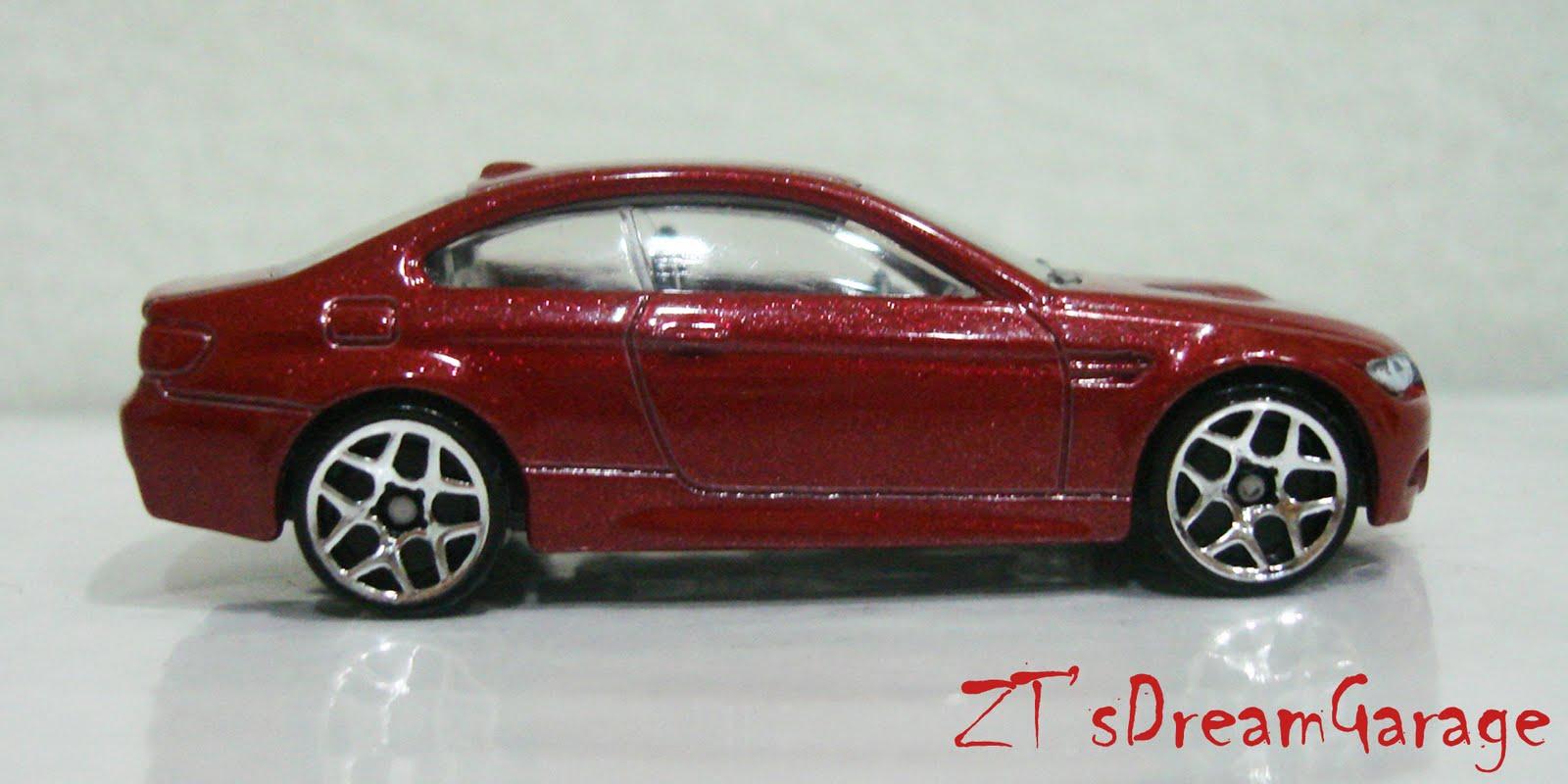 Zt S Dream Garage Hot Wheels Bmw M3