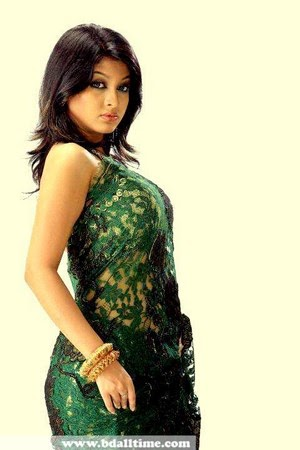 Sarika Sabrin Bangladeshi Model and Actress