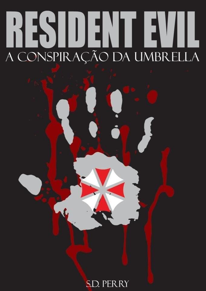 Livro Umbrella Conspiracy, de SD Perry, será lançado no Brasil Untitled