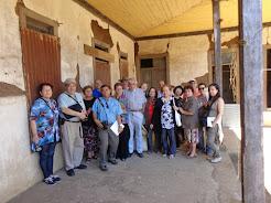 Visita a Palpal - casa de abuelo materno de Bdo. O'Higgins