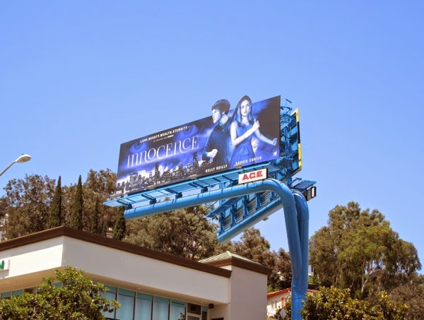 Innocence film billboard