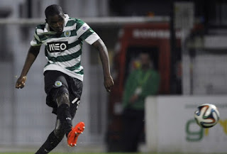 William Carvalho eyes Arsenal move