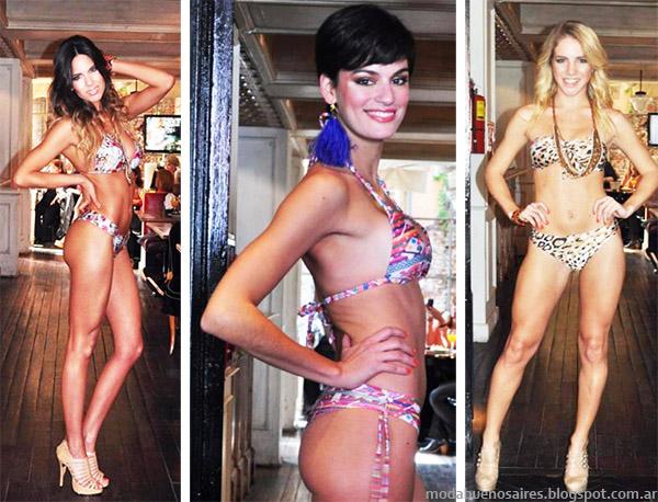 Bikinis verano 2015 Luz de Mar.