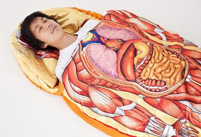 Most Creative Sleeping Bags and Unusual Sleeping Bag Designs (12) 6