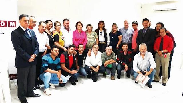 Pré-candidaturas: Eliana Pedrosa é primeira convidada da ASVECOM