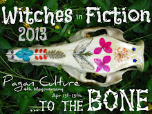 """Witches in Fiction.. To The Bone"" - Pagan Culture's 4th Blogoversary!"