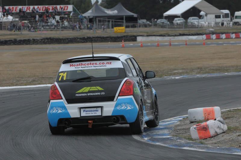 New Zealand Suzuki Swift Sport Cup, wyścigi, sport, racing