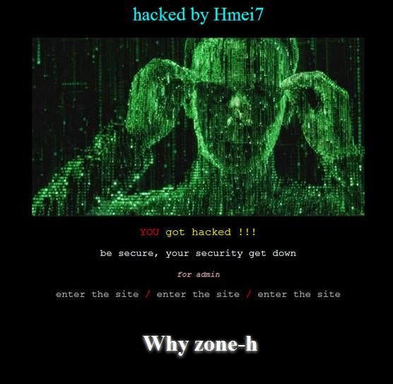 zone-h tepkileri