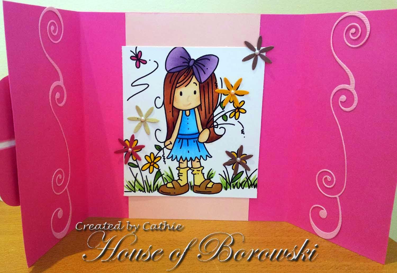 Diecut Divas, Bugaboo Ava Flowers