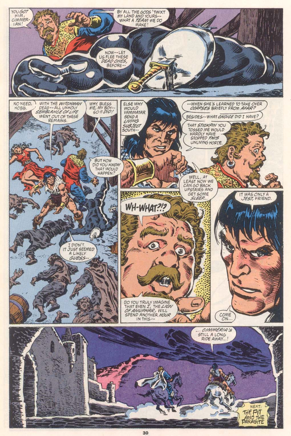 Conan the Barbarian (1970) Issue #252 #264 - English 23