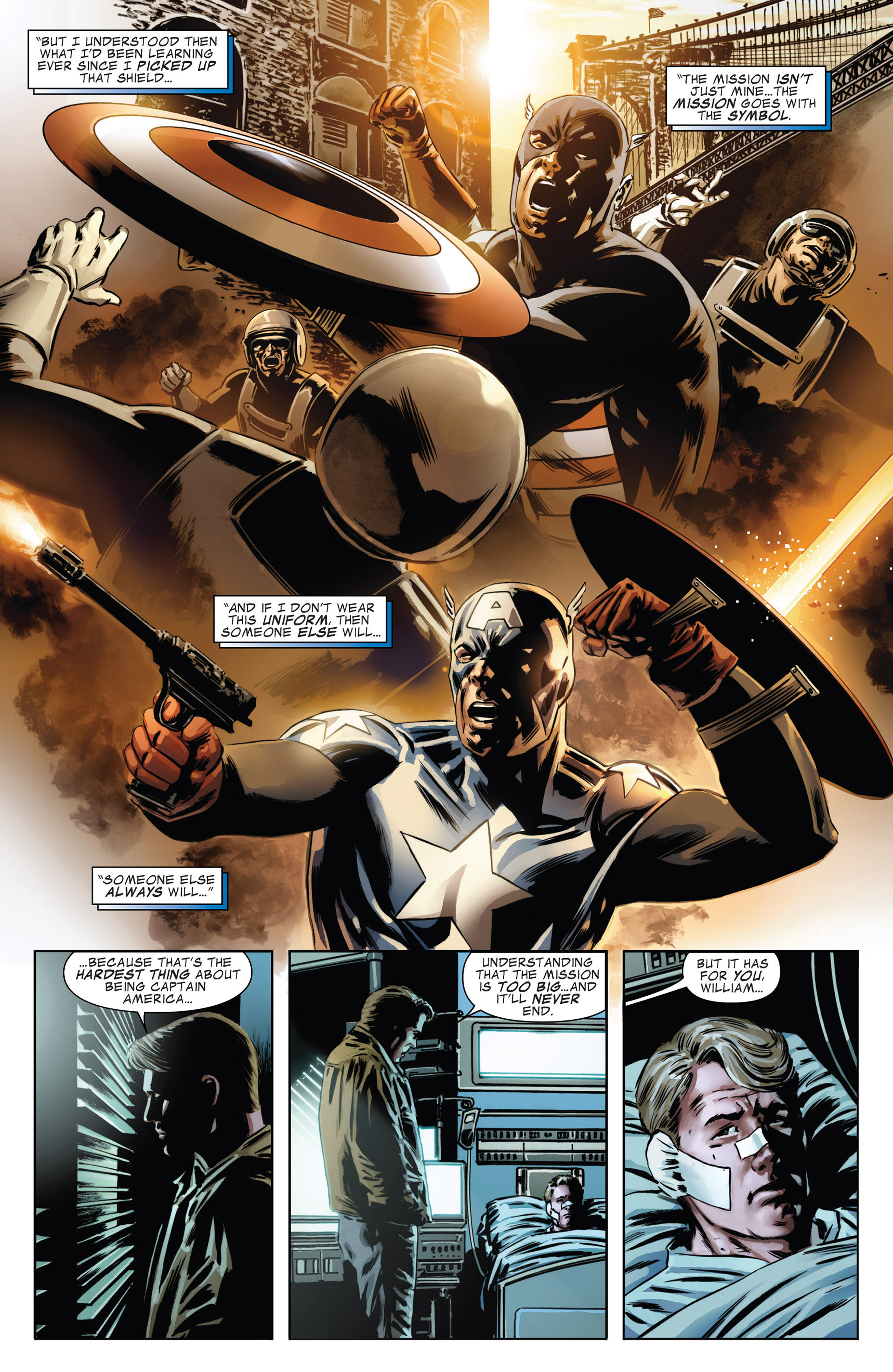 Captain America (2011) Issue #19 #19 - English 18