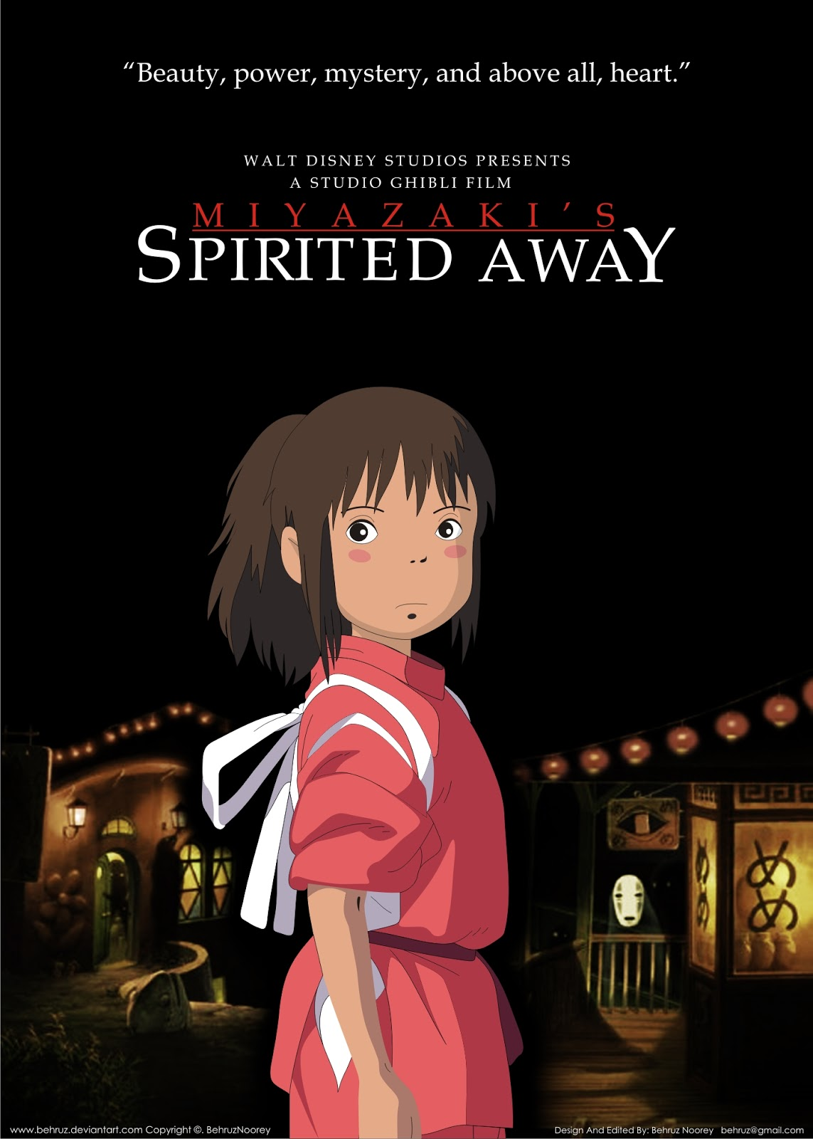 spirited away movie review Spirited away review by rob blackwelder maybe i just don't get anime i've  been trying for years, and several movies from this often-mythological genre of.