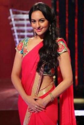 Sonakshi Sinha Saree Online