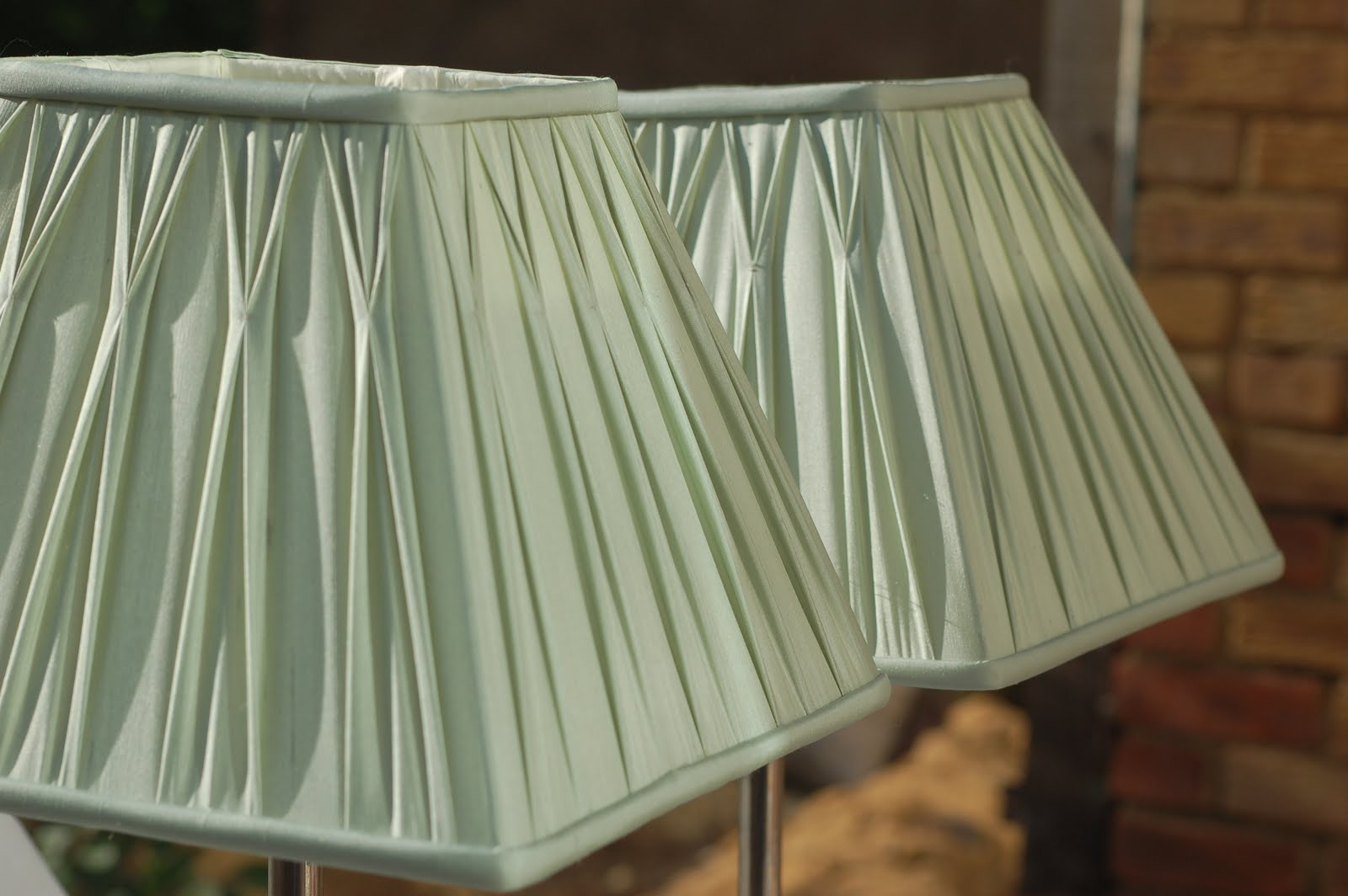 Sweet charity laura ashley silk lamp shades aloadofball Image collections