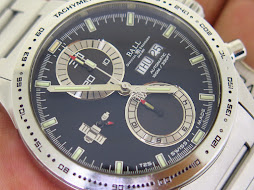 BALL CHRONOGRAPH - LIMITED EDITION 0758 / 1600 - AUTOMATIC