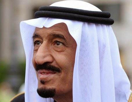 """الملك سلمان بن عبدالعزيز""""-  في قائمة أكثر القادة تأثيراً في العالم حسب اختيار مجلة """"تايمز"""""""