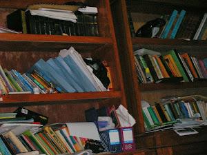 Sebagian Koleksi Buku Bacaan