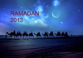 Kata Kata Ucapan Selamat Puasa Ramadhan 2013