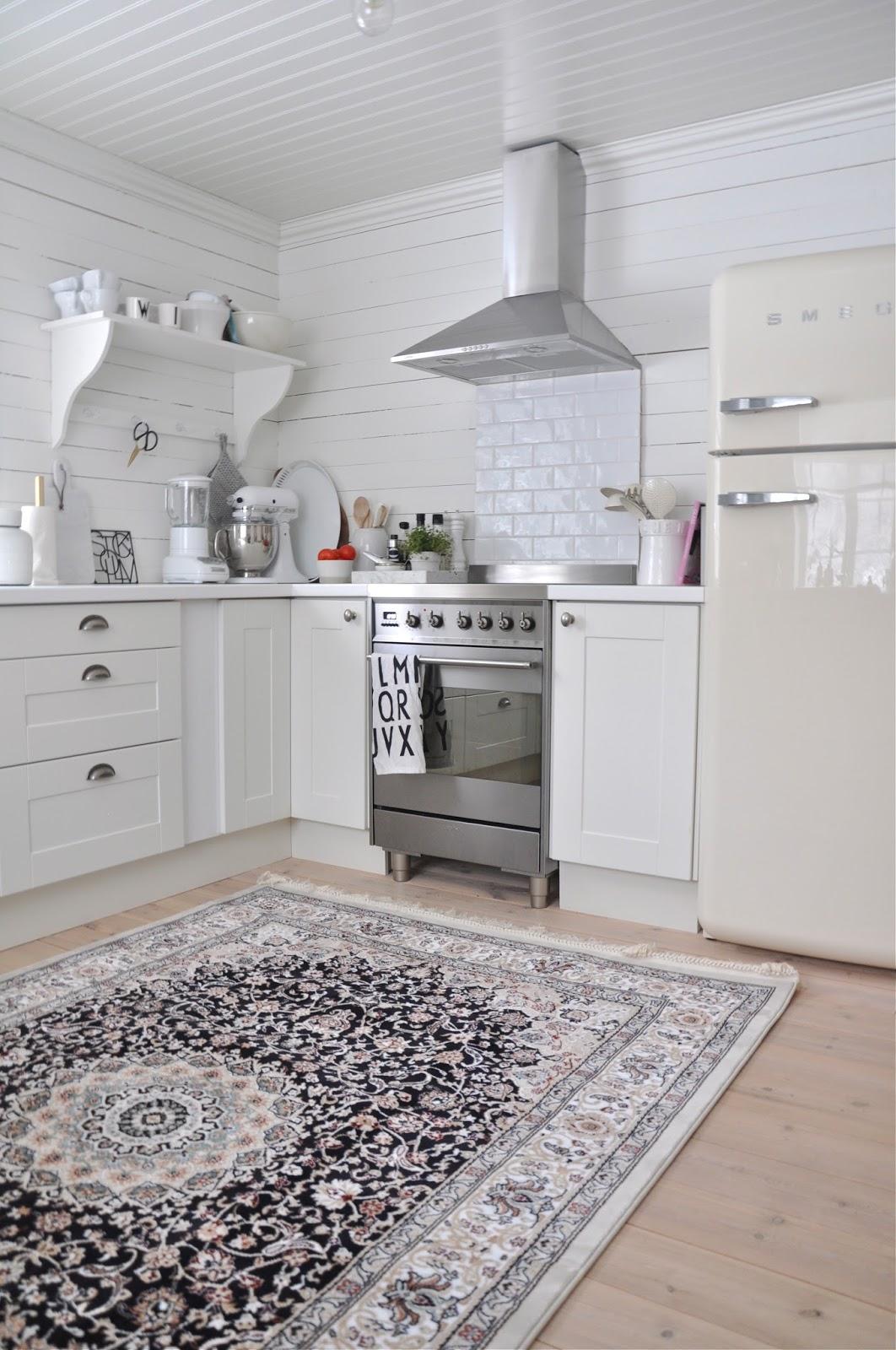 Marias vita bo: nytt till köket