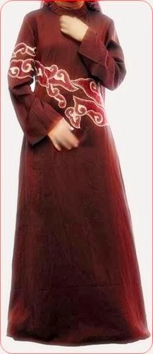 model baju batik muslim santai