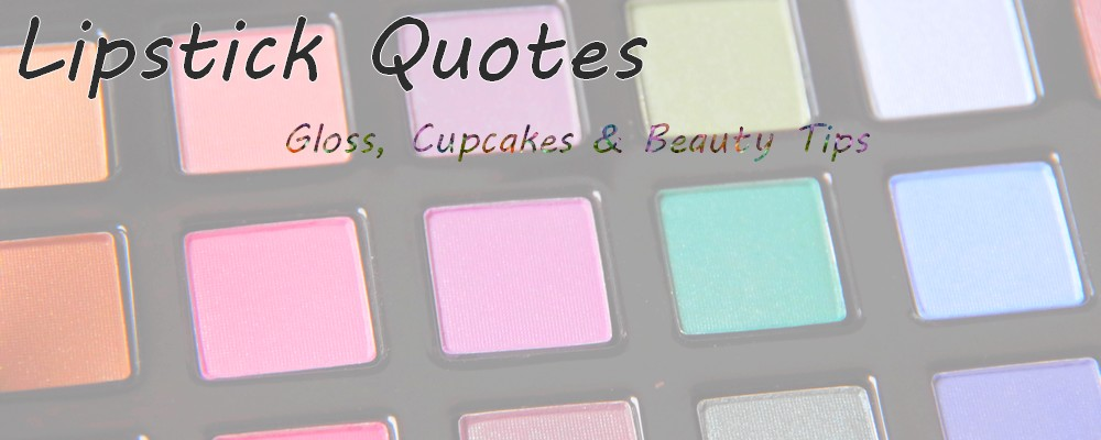 Lipstick Quotes